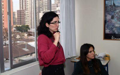 """Centros de Estudios de la Juventud CEJU-UCSH realiza 1° Seminario del año titulado """"Movimientos sociales, estudiantes e internet en Chile: desafíos teóricos y metodológicos a partir de los casos de Chile y Brasil"""""""