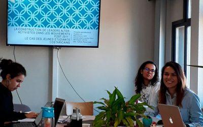Investigadora del Centro de Estudios en Juventud (CEJU) realiza conferencia sobre jóvenes alter-activistas